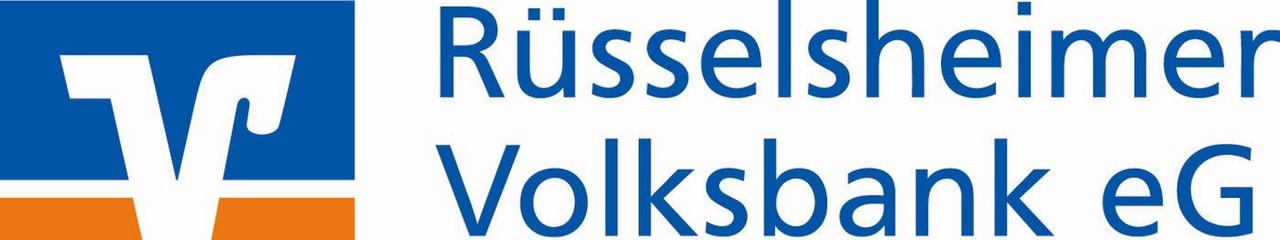 Logo Rüsselsheimer Volksbank eG neu Fiducia